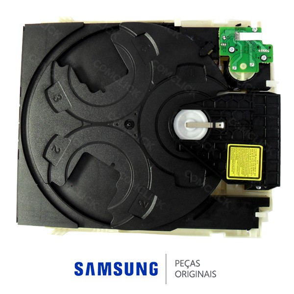 Mecanismo Montado para Mini System Samsung MX-C830/XAZ, MX-C850/XAZ, MX-C870/XAZ