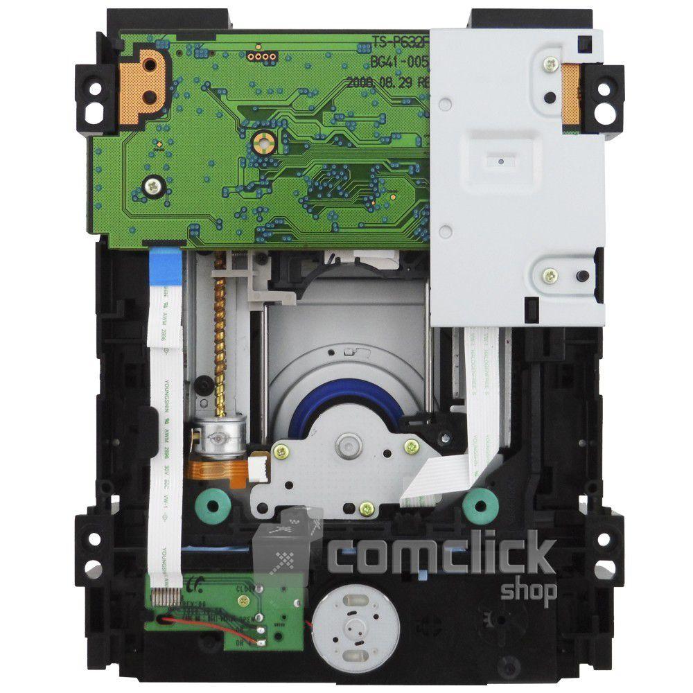 Mecanismo Montado TS-P632F/SDAH para DVD / Gravador Samsung Samsung DVD-R170