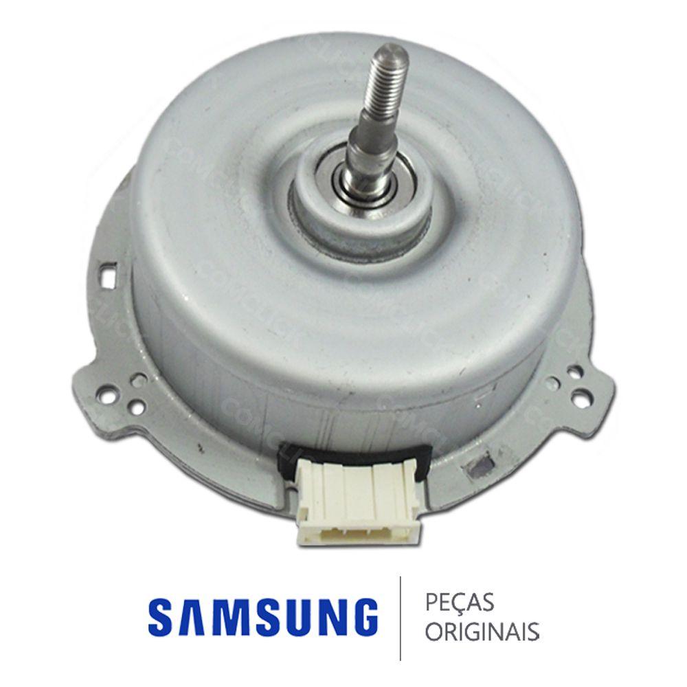 Motor do Ventilador de Secagem DL-7806 SSWC 17.5VDC Lava e Seca Samsung WD0854, WD106U WD1142 WD136U