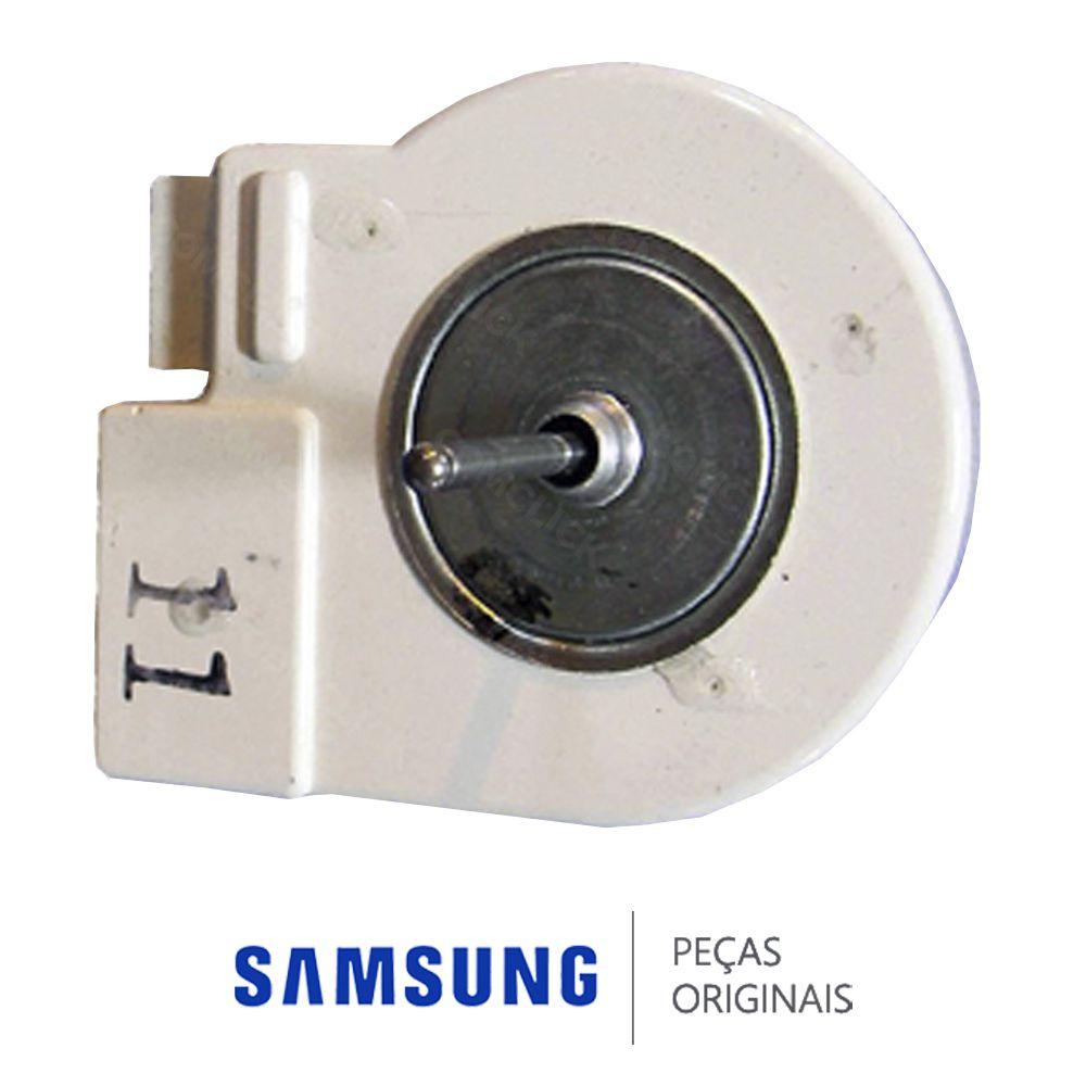 Motor do Ventilador Externo DRCP5030LA 2,5W 1550RPM 12V para Refrigerador Samsung Diversos Modelos