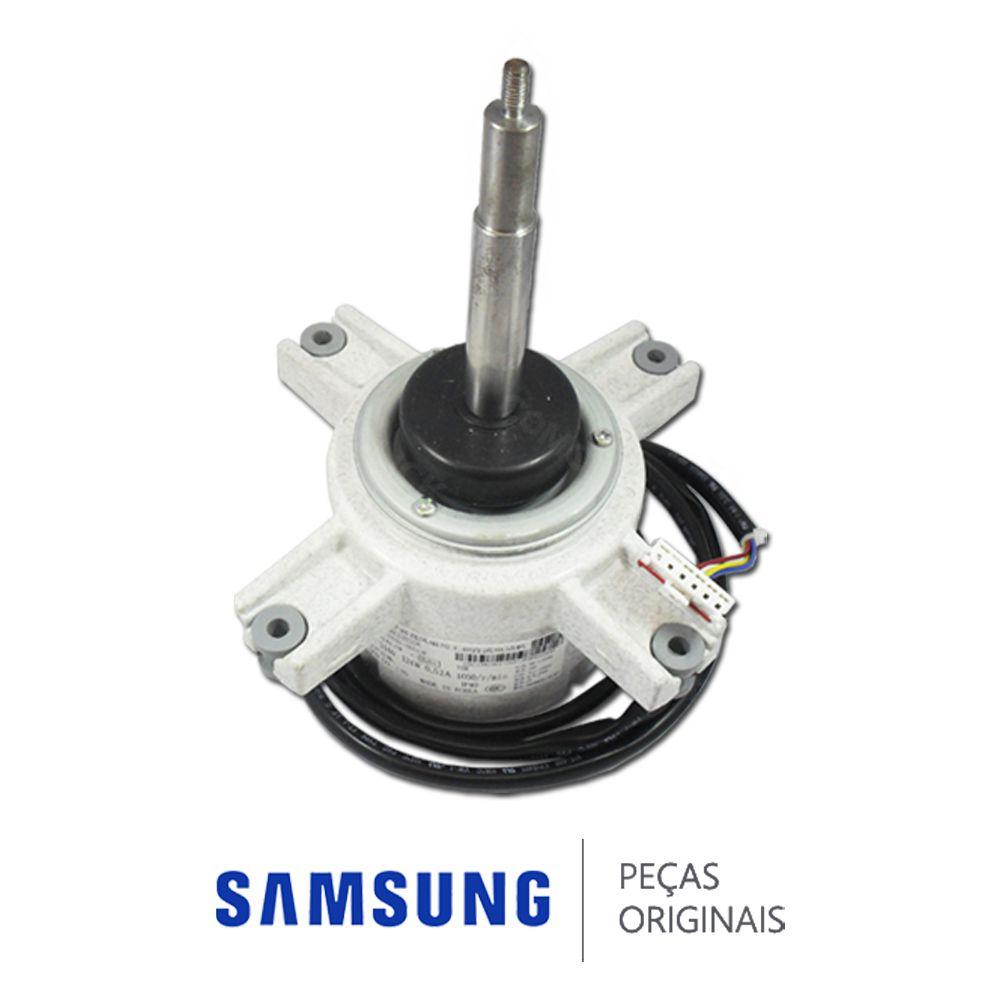 Motor do Ventilador FMBC531SSK da Unidade Condensadora para Ar Condicionado Samsung Inverter 24.000 BTUS