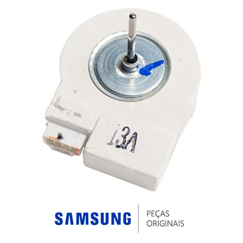 Motor do Ventilador Interno 2,1W 12V DREP5020LC 2950RPM para Refrigerador Samsung Diversos Modelos