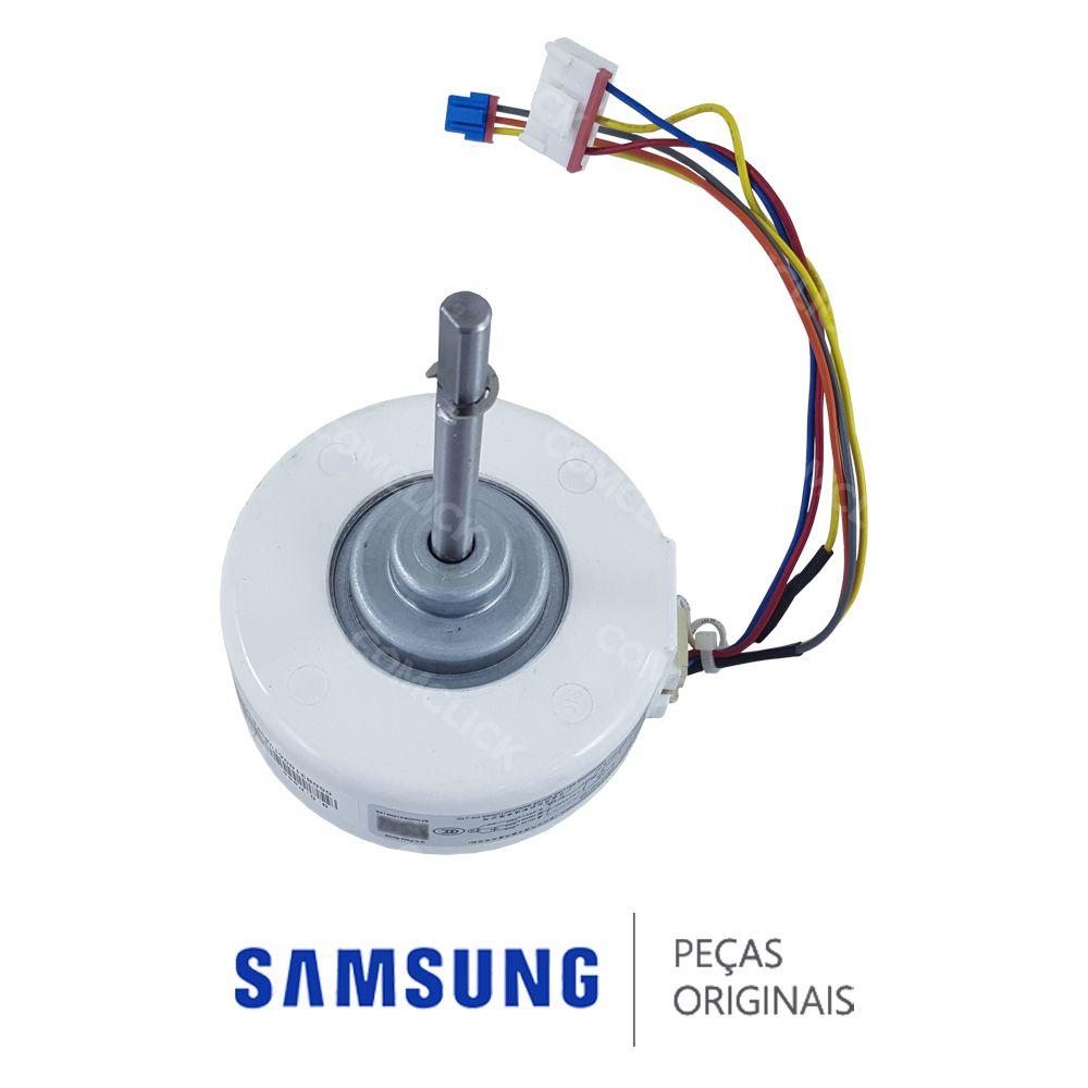 Motor do Ventilador Y4S476B223L da Evaporadora DB31-00619B Ar Condicionado Samsung 9000 e 12000 BTUS