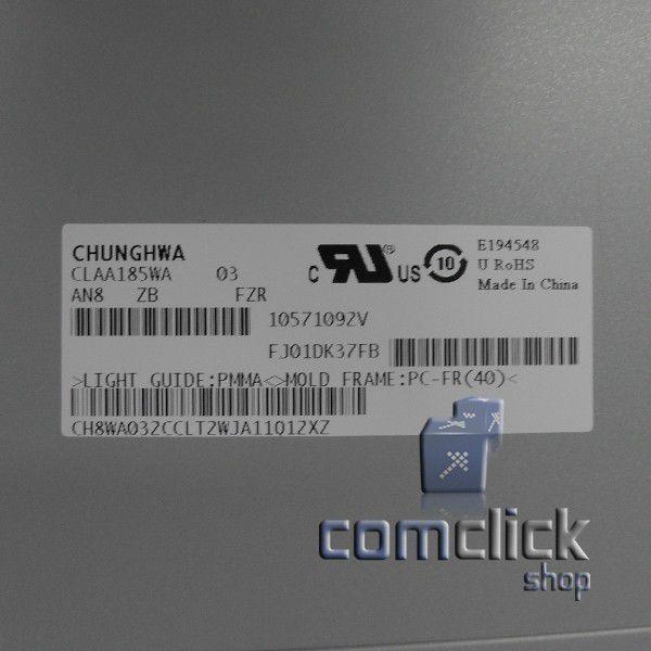 Painel LCD M185XW01 para Monitor Samsung B1930N
