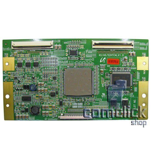 PCI T-CON 40/46/52HTC4LV1.0 para TV Samsung LN40M81BX, LN46M81BX