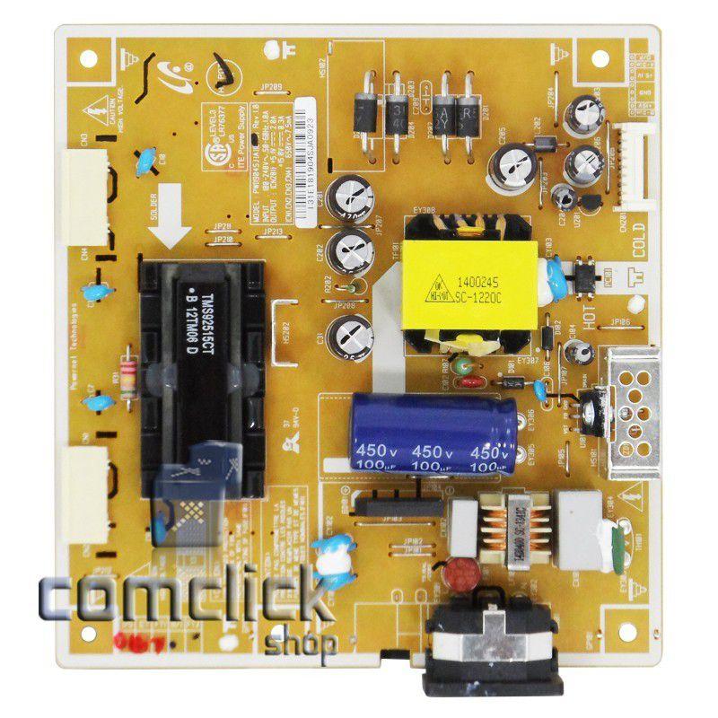 Placa Fonte IP-35135B / PWI1904SJ(A) Monitor Samsung 740BPLUS, 761BF, 931BW, 750B, 740N, 950B, 940B