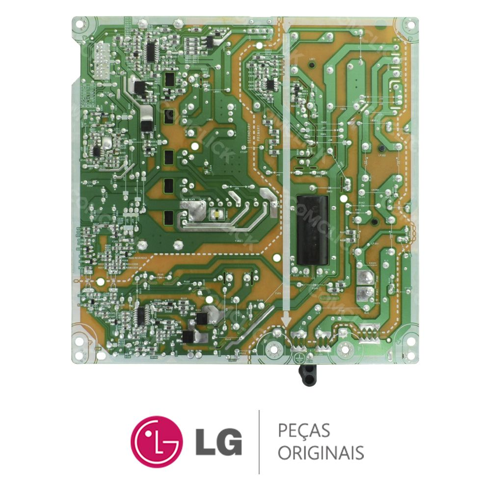 Placa Fonte LGP3942 EAX65423701 / EAY63071901 TV LG LB5600, LB5800, LB6500, LY340C, LY540S