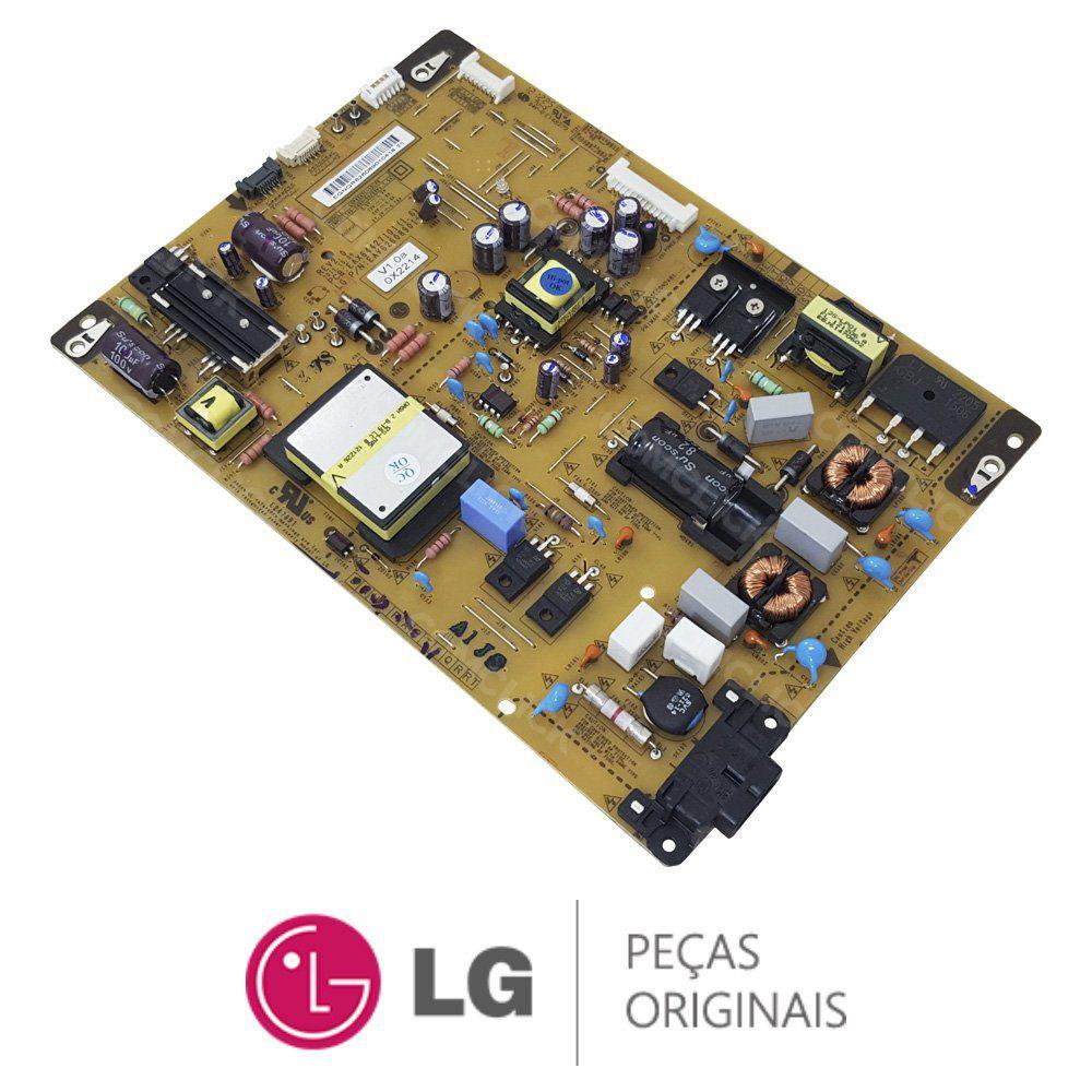 Placa Fonte LGP4247L-12LPB EAX64427101 EAY62608901 EBR74778801 TV LG 42LM5800, 42LM6200, 42LS4600