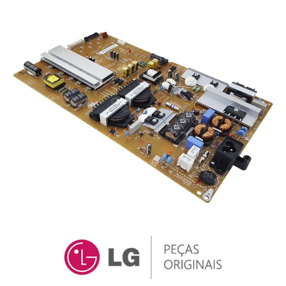 Placa Fonte LGP65-14LPB / EAX65550301 / EAY63189001 TV LG 65LB6500