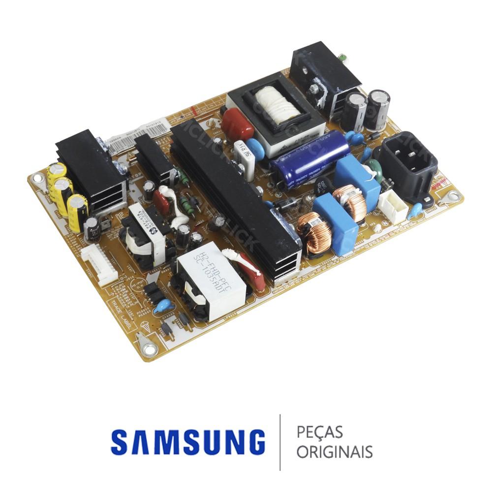 Placa Fonte P3237F1_AHS para TV Samsung LN32C530F1M, LN32C400E4M, LN32C450E1M, LN37C530F1M