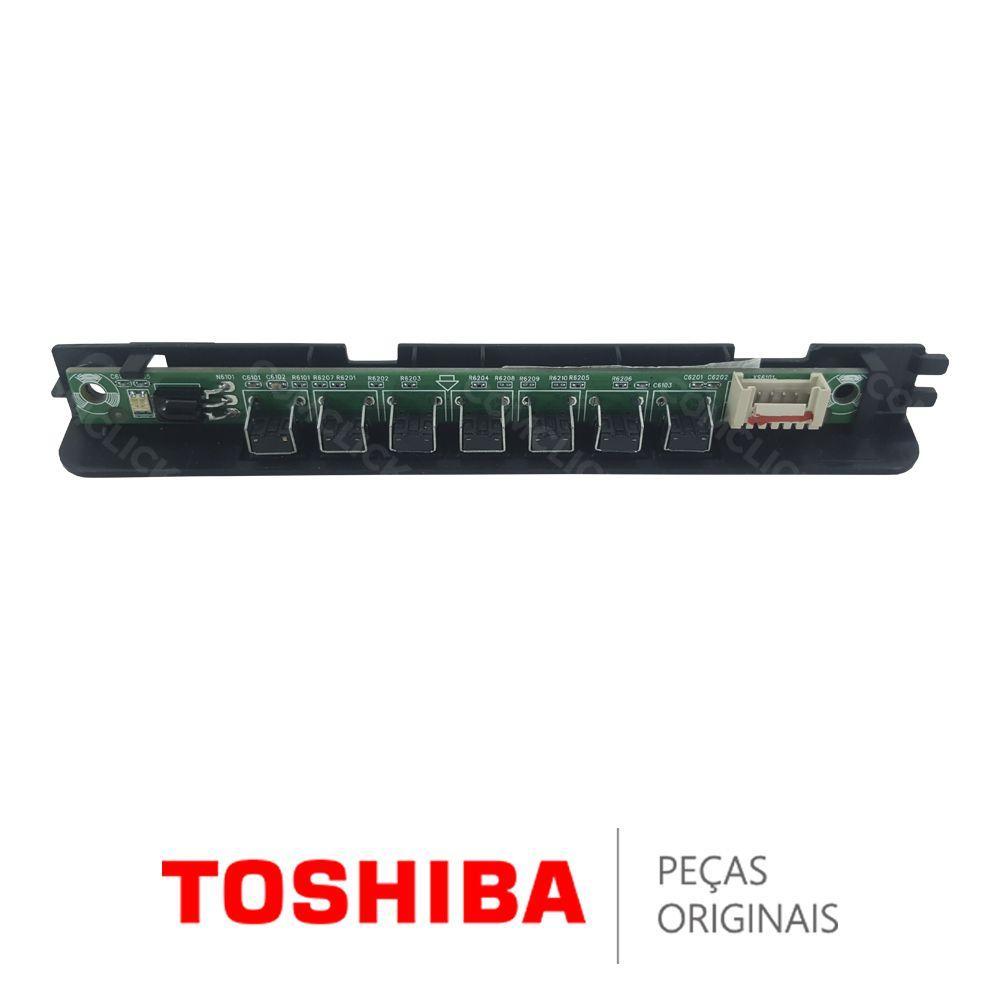 Placa Função TV Toshiba 48L5400