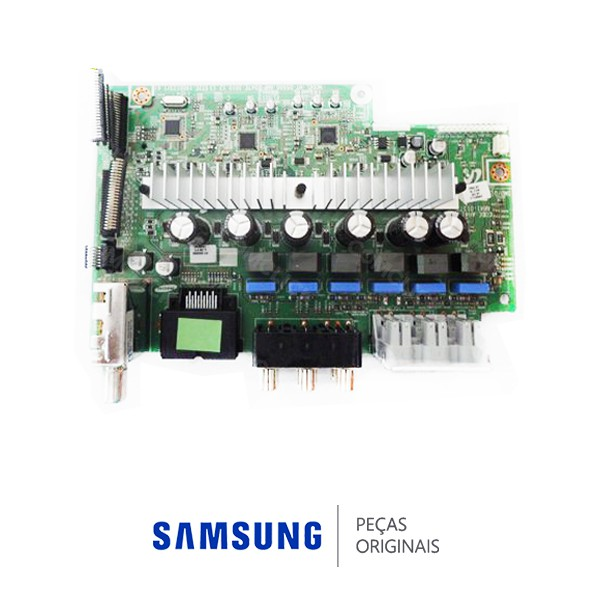 Placa PCI Amplificadora para Home Theater Samsung HT-D5100K, HT-D5500K