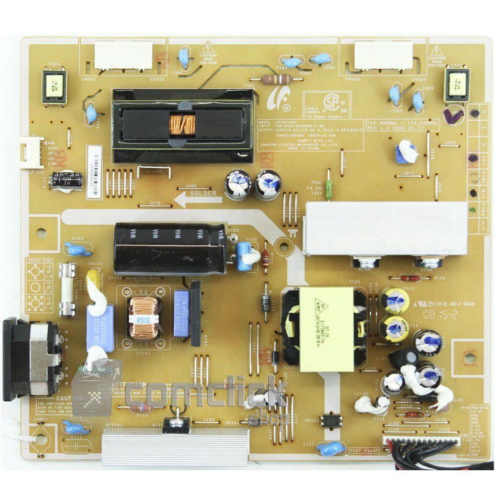 Placa PCI Fonte IP-54155A para Monitor Samsung T240