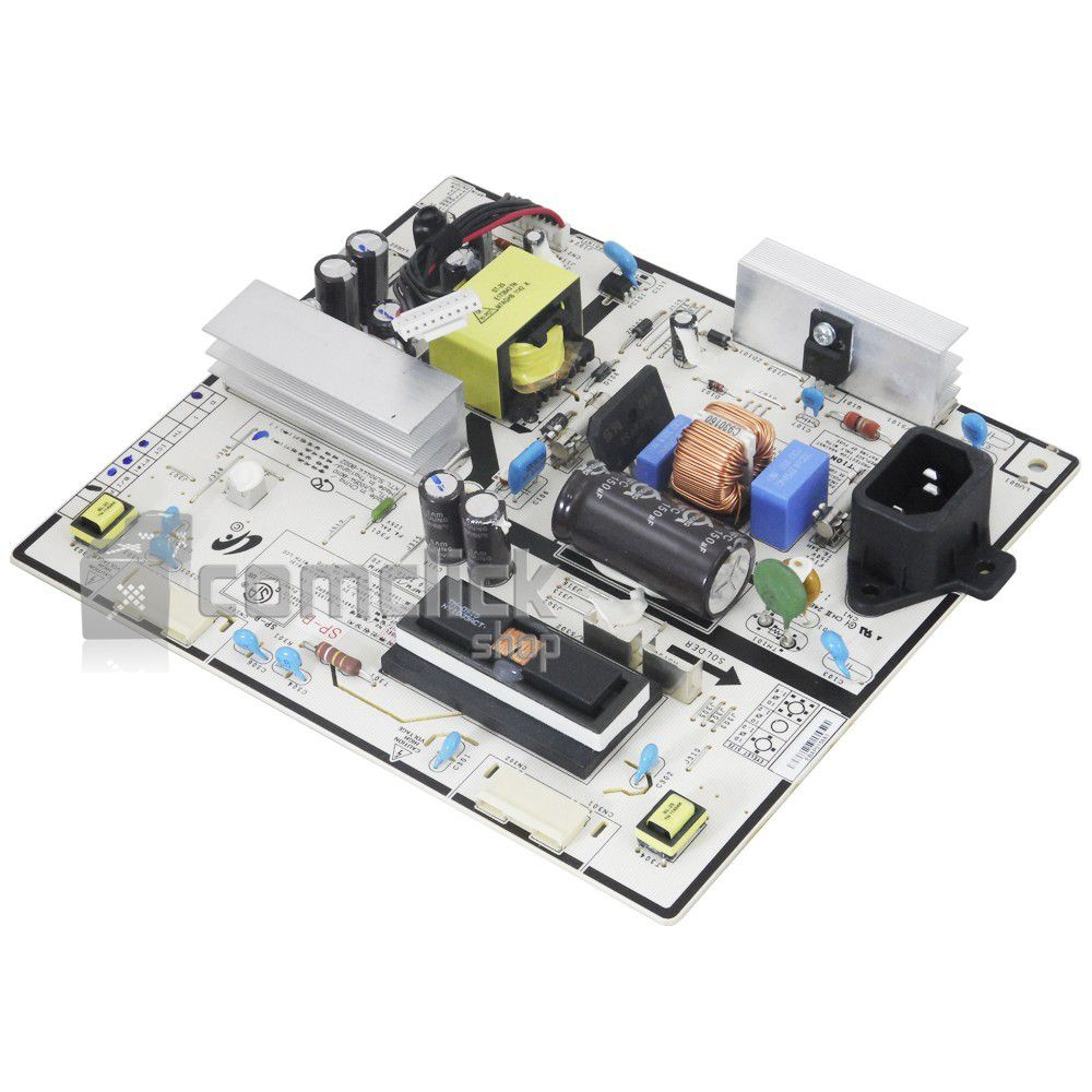Placa PCI Fonte IP-58155A para Monitor Samsung T240HD, T240M