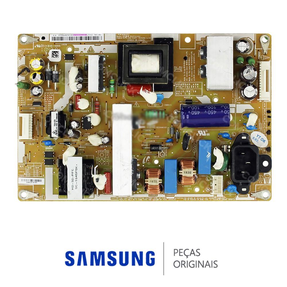 Placa PCI Fonte  P2632HD_ASM, P2632HD_ASM para TV Samsung LN26C450E1M, LN26C450E1H