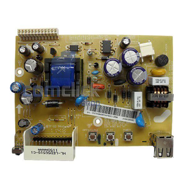 Placa PCI Fonte para Blu-Ray Samsung BD-E5300, BD-E5500
