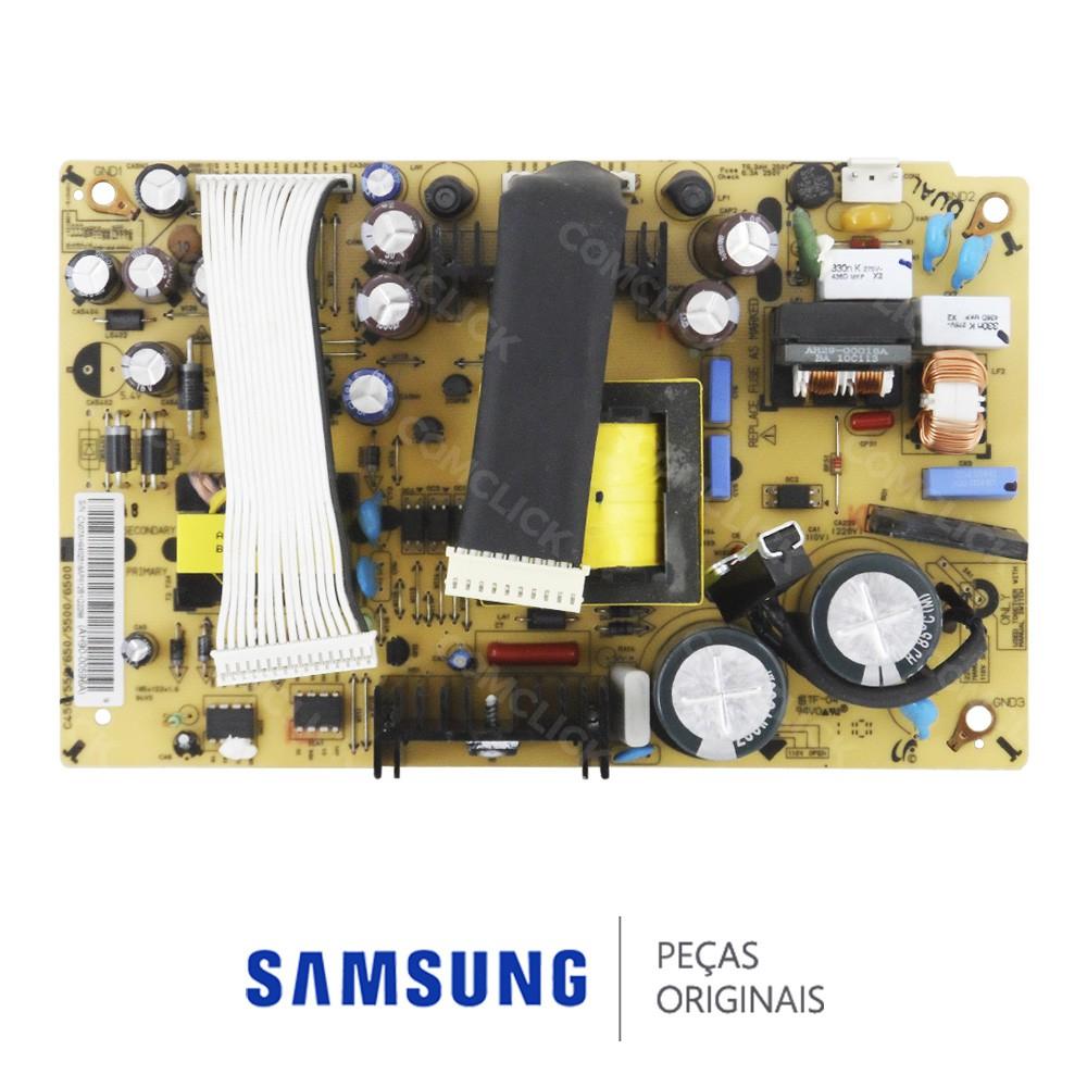 Placa PCI Fonte para Home Theater Samsung HT-C460, HT-C550, HT-C553, HT-C655W