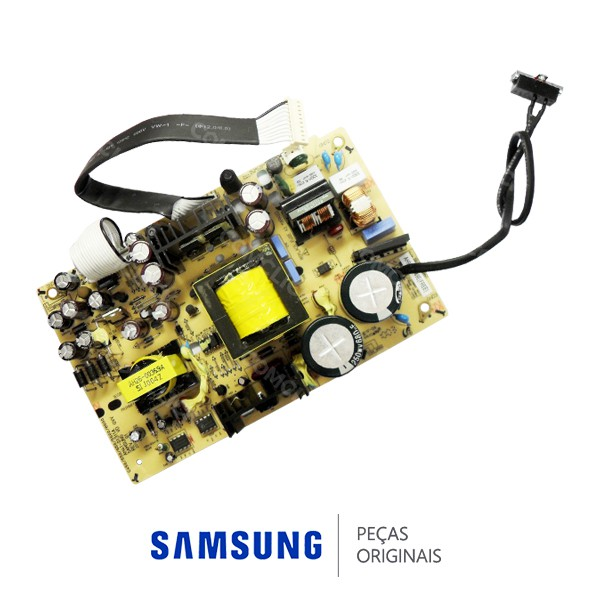 Placa PCI Fonte para Home Theater Samsung HT-C5500, HT-C5550W, HT-C6930W