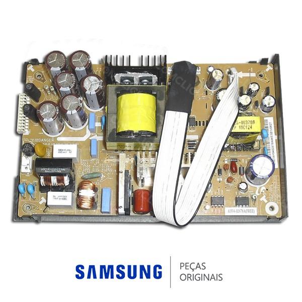 Placa PCI Fonte para Home Theater Samsung HT-D5100K, HT-D5500K, HT-D5550WK, HT-D6750WK