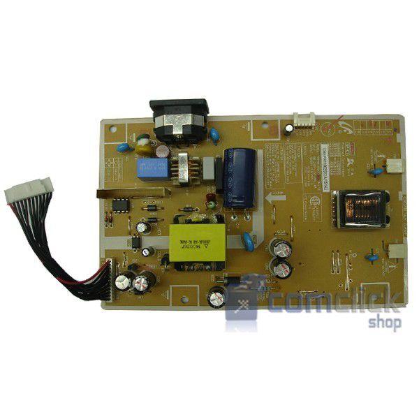 Placa PCI Fonte para Monitor Samsung LS19CMYKFNALZD, 933SN, 933SN PLUS