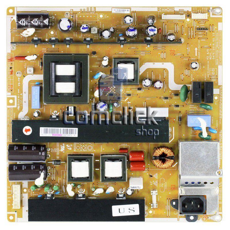 Placa PCI Fonte para TV Samsung PL42C430A1M, PL42C450B1M, PL50C550G1M, PL50C450B1M?