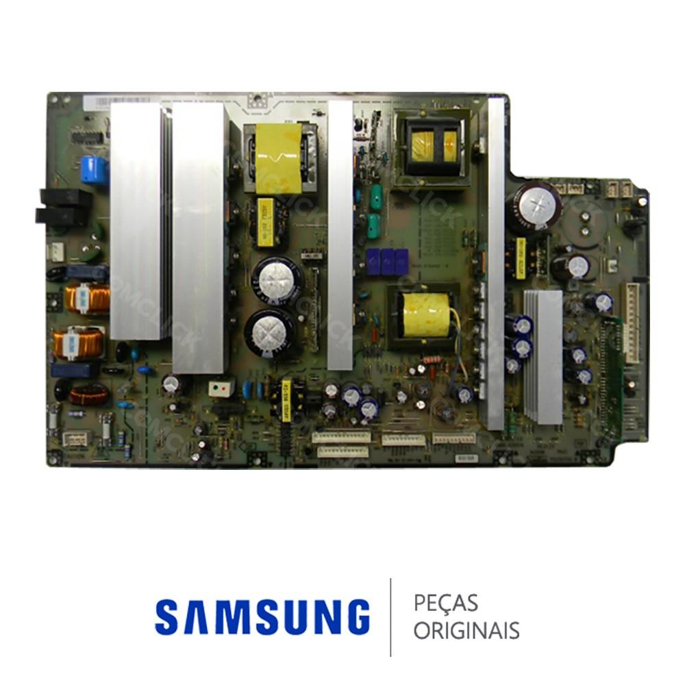 Placa PCI Fonte para TV Samsung ?PL50P7HC/XAZ, PL50P7HS/XAZ, PL50P7HX/XAZ