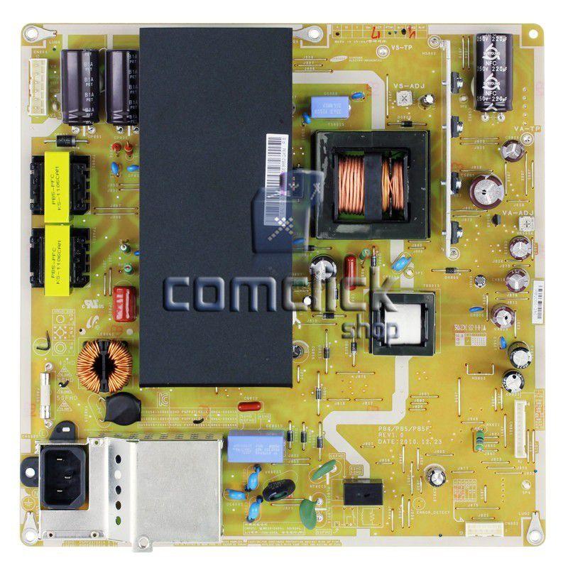 Placa PCI Fonte para TV Samsung PL51D450A2G, PL51D451A3G, PL51D490A1G, PL51D491A4G