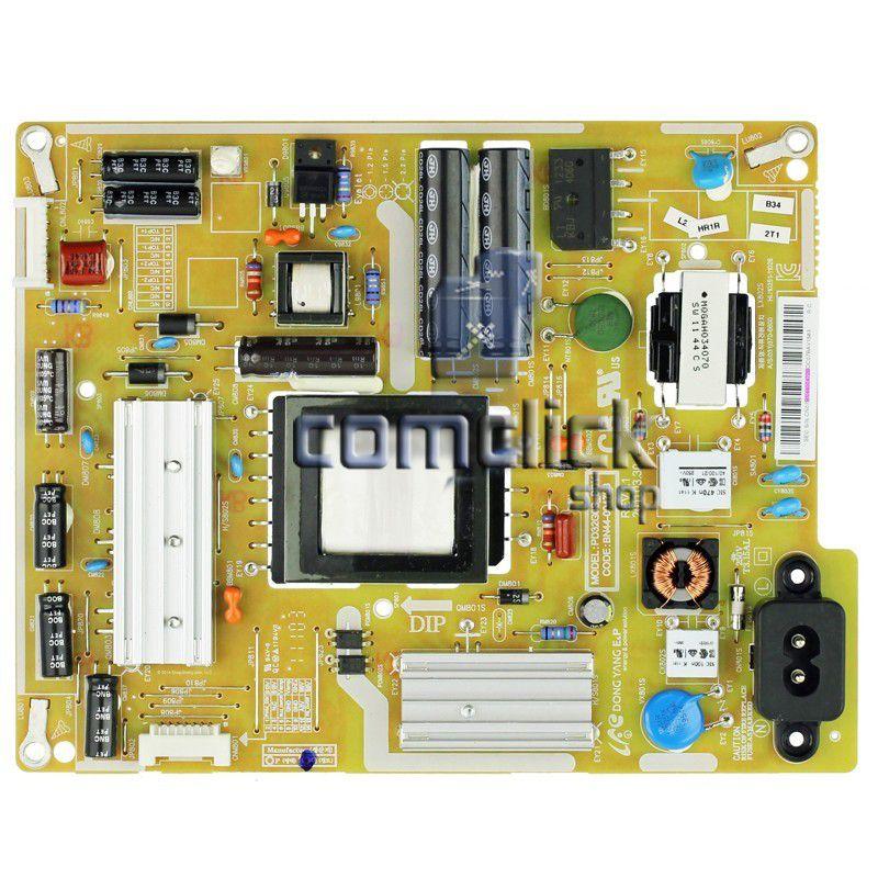 Placa PCI Fonte PD32G0S_BSM, PSLF800A para TV Samsung UN32D4003BG