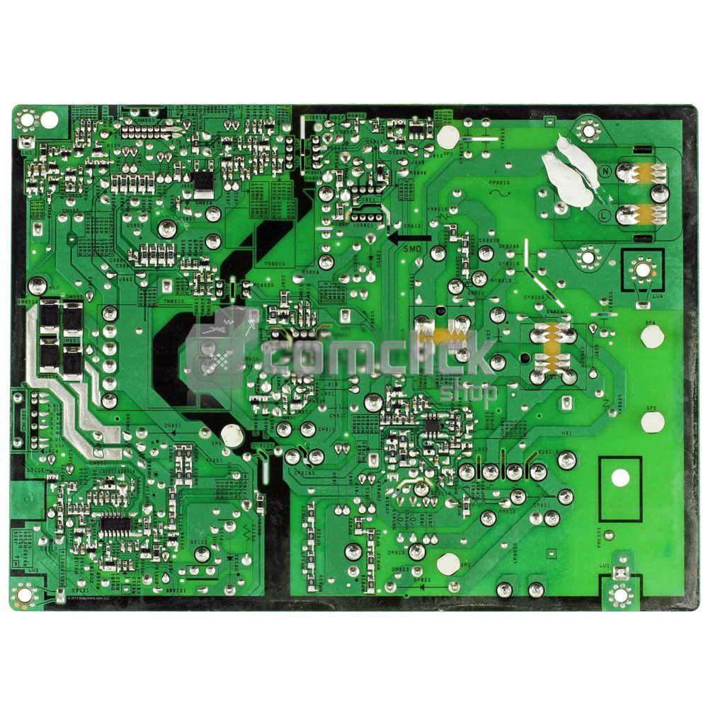 Placa PCI Fonte PD46AV1_LFD, PSLF151501A para Monitor LFD Profissional Samsung MD40B, MD46B, MD46C