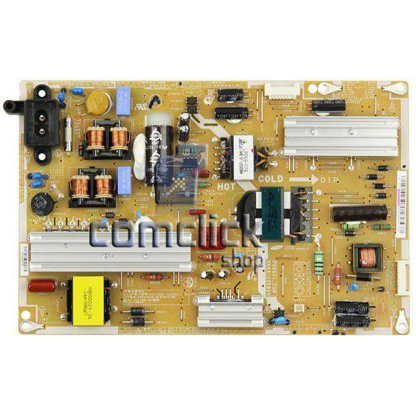 Placa PCI Fonte PD55A1_CSM, PSLF121B0 para TV Samsung UN55ES6100GXZD