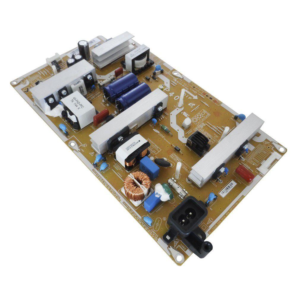 Placa PCI Fonte PSIV231411A para TV Samsung LN40D550K1GXZD, LN40D550K7GXZD