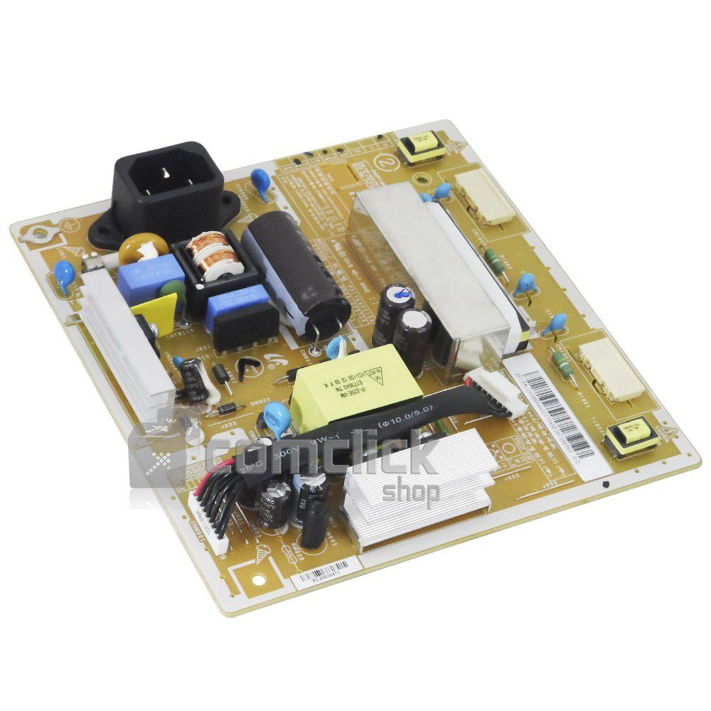 Placa PCI Fonte PSIV680510B para TV Samsung LN22C450E1MXZD
