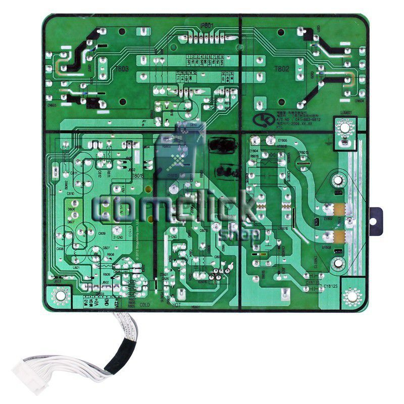 Placa PCI Fonte SIP-W19A para TV Samsung LN19R81BX, LN19A330J1, LN19R81W