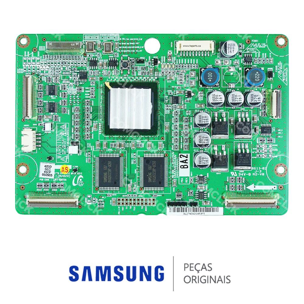 Placa PCI Logica LJ41-03075A para TV Samsung PL42S5SC, PL42S5SC, PL42S5SX, PPM42M5SBX