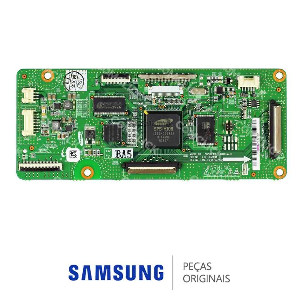 Placa PCI Logica LJ41-05309A / LJ92-01517A PL50HW031A para TV Samsung PL50A450P1