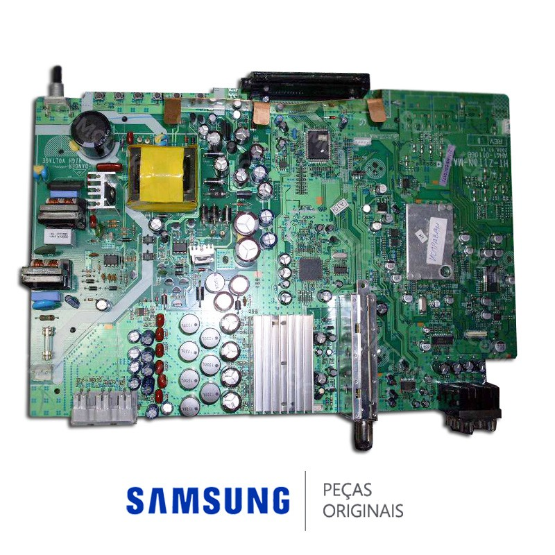 Placa PCI Principal, Fonte e Amplificadora para Home Theater Samsung HT-Z110NTD, HT-Z110NS, HT-Z110NT, HT-Z110T