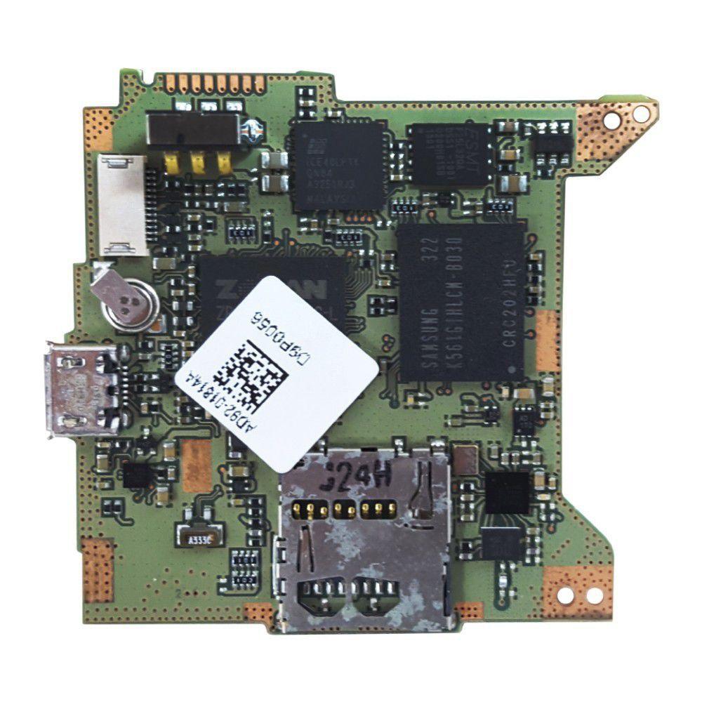 Placa PCI Principal para Câmera Digital Samsung DV300F