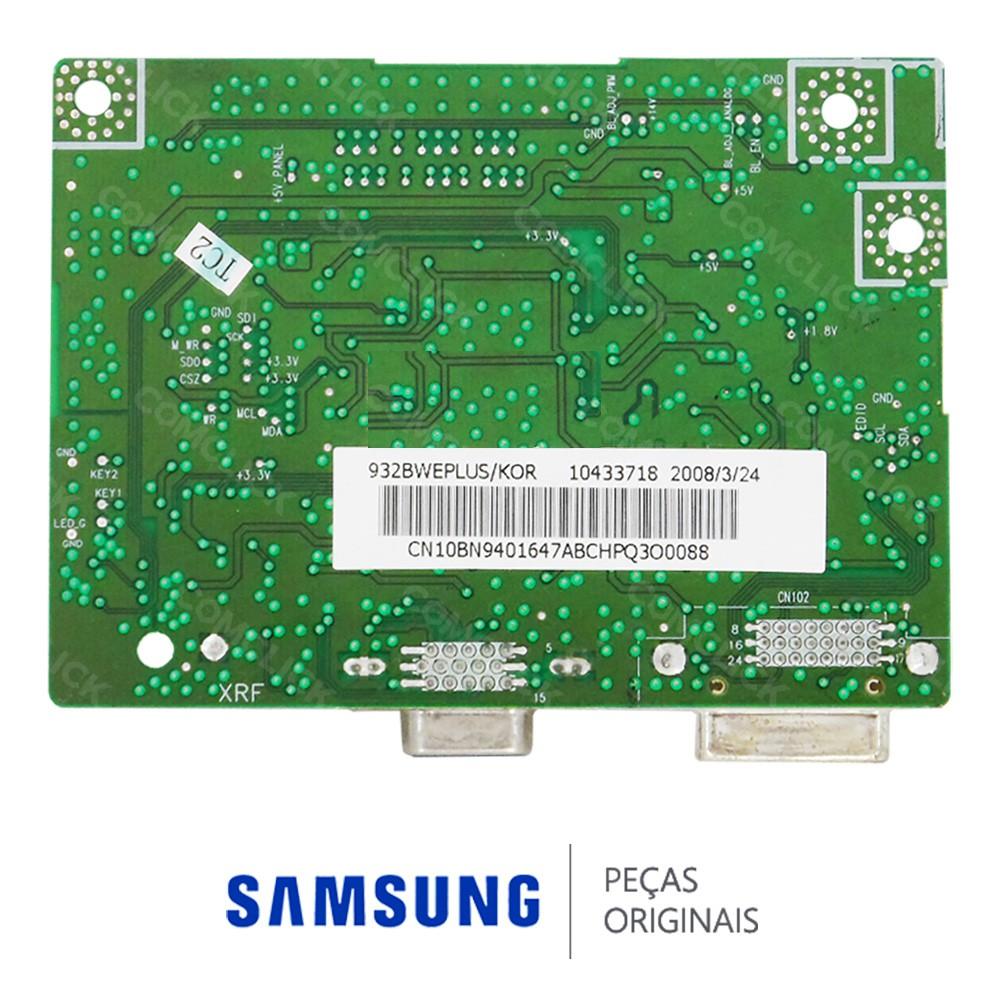 Placa PCI principal para monitor Samsung 932BW, 932BWE PLUS
