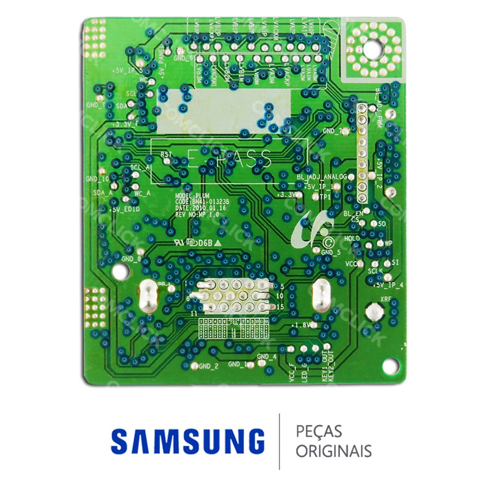 Placa PCI Principal para Monitor Samsung B1630N