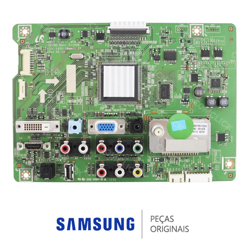 Placa PCI Principal para Monitor Samsung LS24EMSKUMZD, P2470HN