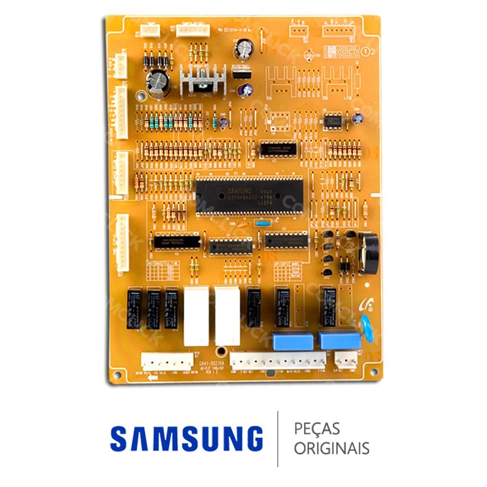 Placa PCI Principal para Refrigerador Samsung RS2530BBP, RS2530BSH, RS2530BWP