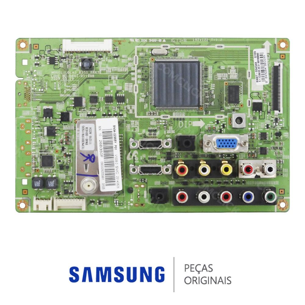 Placa PCI Principal para TV Samsung LN26B350F1XZD