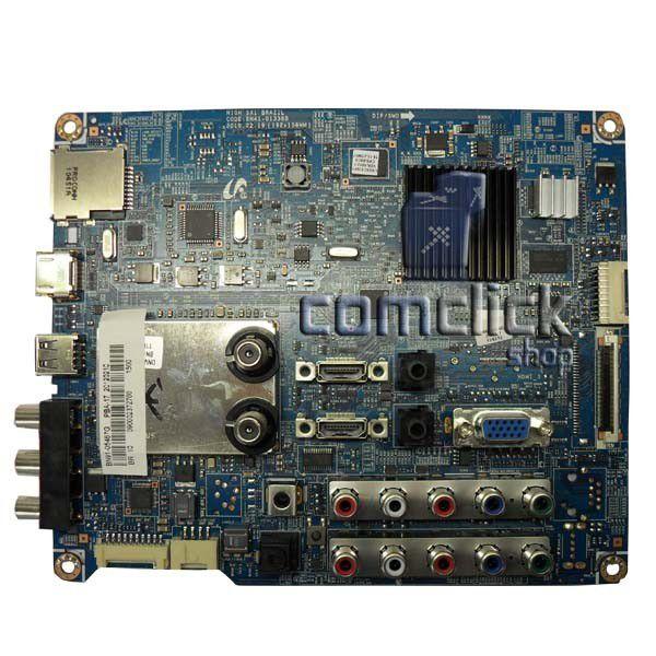 Placa PCI Principal para TV Samsung, LN32C530F1MXZD, LN40C530F1MXZD