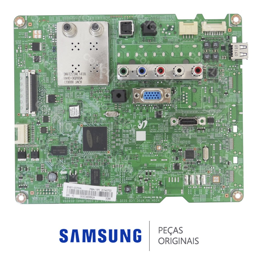 Placa PCI Principal para TV Samsung LN32D400E1GXZD