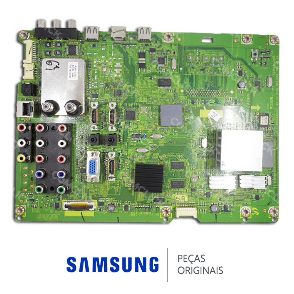 Placa PCI Principal para TV Samsung LN46C650L1M
