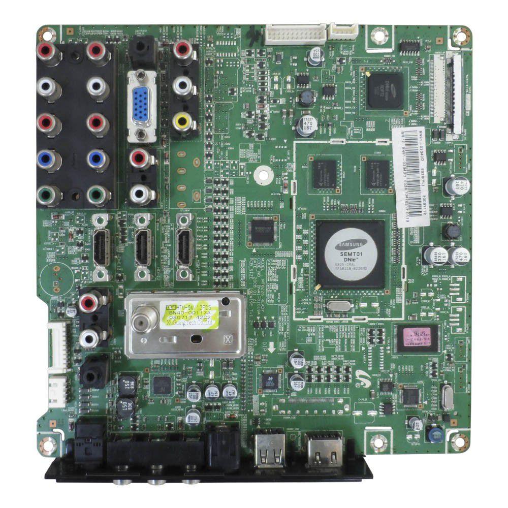 Placa PCI Principal para TV Samsung LN52A610A1R, LN52A610A3R