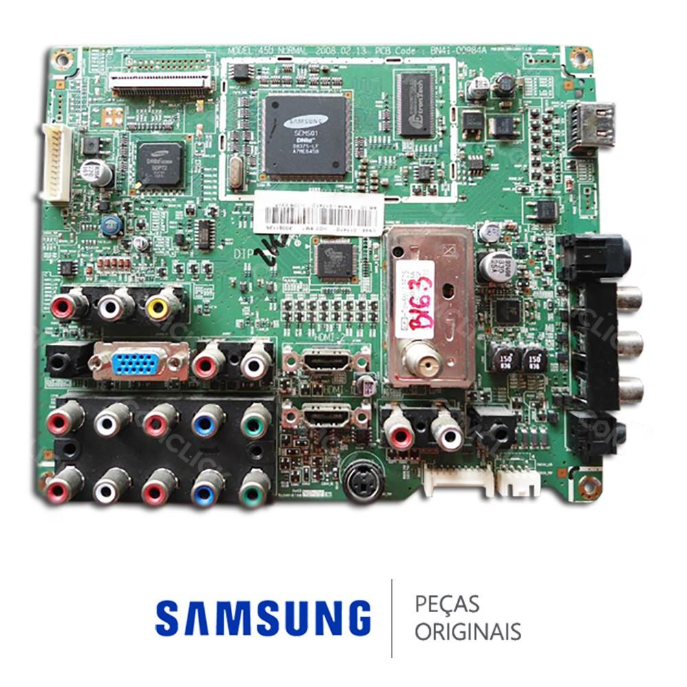 Placa PCI Principal para TV Samsung PL50A450P1