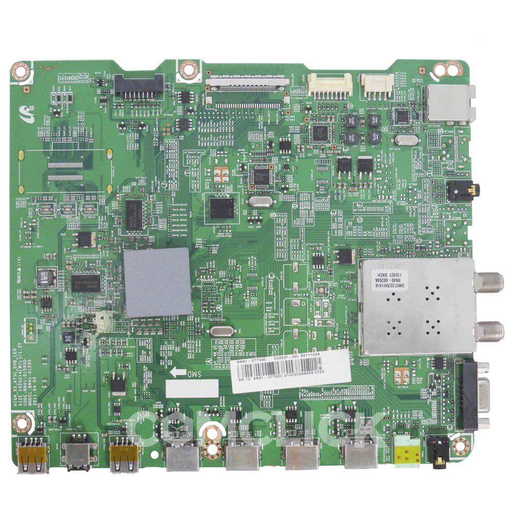 Placa PCI Principal para TV Samsung UN40D5800VG