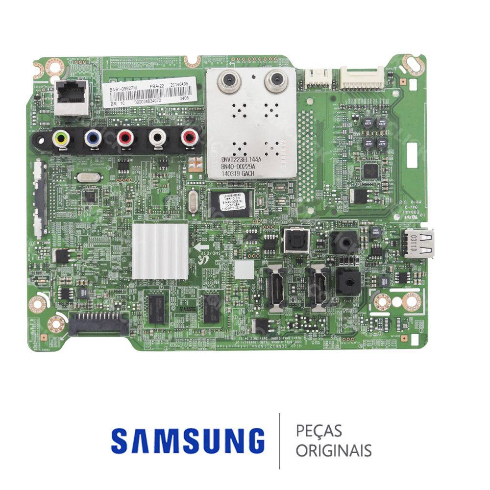 Placa PCI Principal para TV Samsung UN40EH6030G
