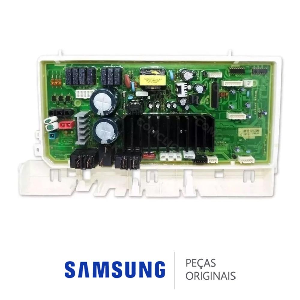 Placa PCI Principal / Potência 110V para Lava e Seca Samsung WD9102RNW